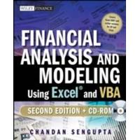 Financial Analysis and Modeling Using Excel and VBA [With CDROM] (Häftad, 2009)